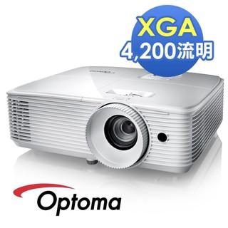 近全新  奧圖瑪 X412 4200超高流明 投影機  送100吋壁掛布幕 桃園市