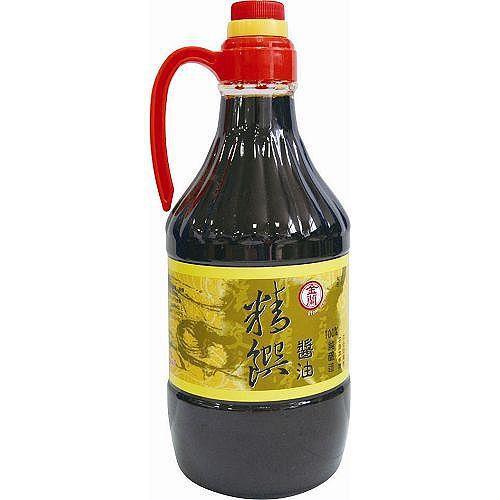 金蘭精饌醬油1500ml【愛買】