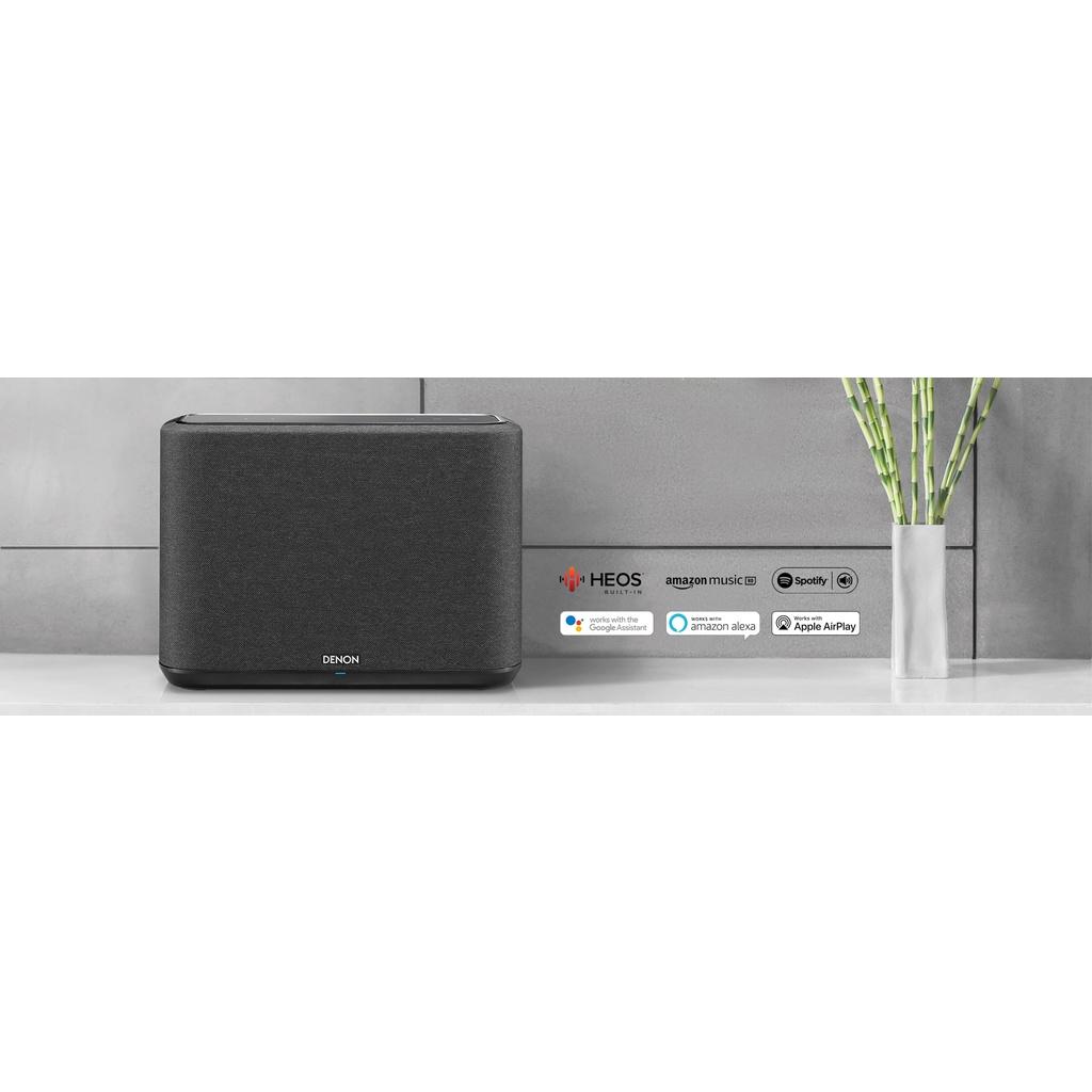 【原廠、公司貨】Denon Home 250 家用無線喇叭(黑色)
