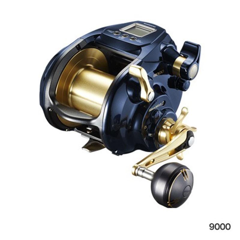 中壢鴻海釣具  現貨2019新版 shimano beast master 9000 深場頂級電動捲線器 電捲 船釣