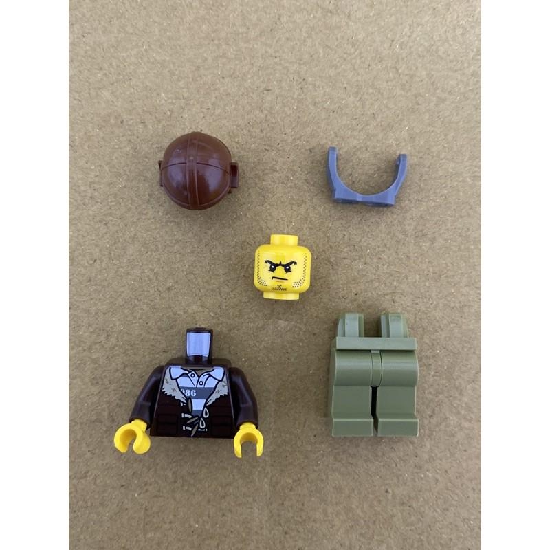 LEGO 樂高 人偶 山岳警察 城市 City 60174