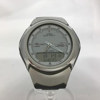 【2ndstreet】CASIO♦精品錶/ 銀色/ WVA-104H/ B/ WA000380 台北市