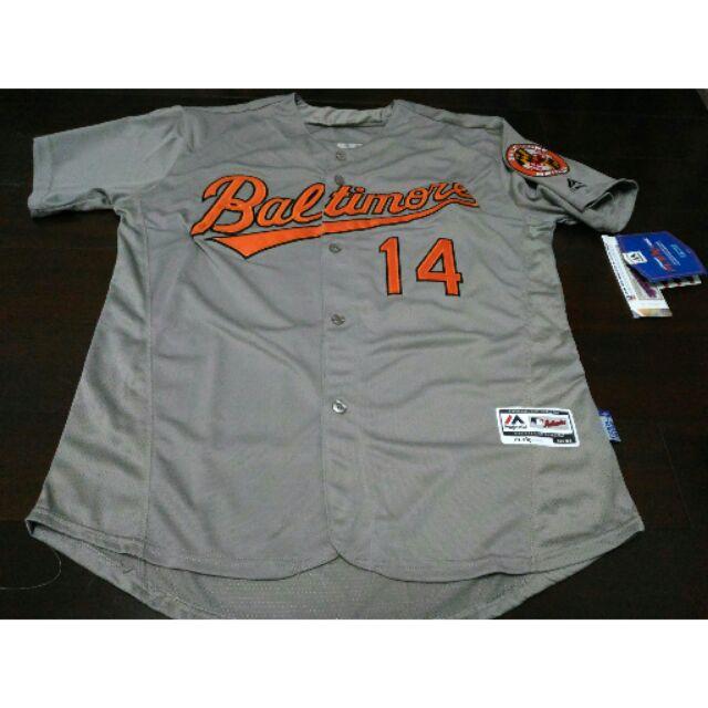 MLB 大聯盟 巴爾的摩金鶯隊 球衣 棒球衣 運動衣 進口