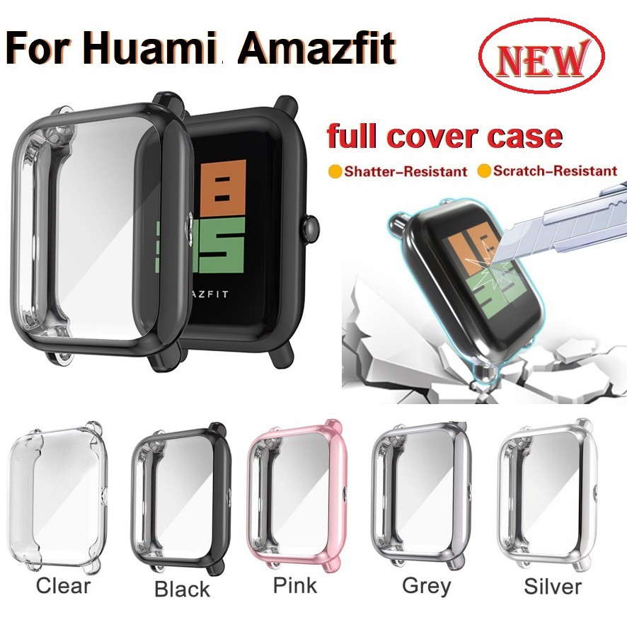 Amazfit Bip Case Amazfit Gts 2 Mini / Amazfit Bip U 保護殼 / Bi