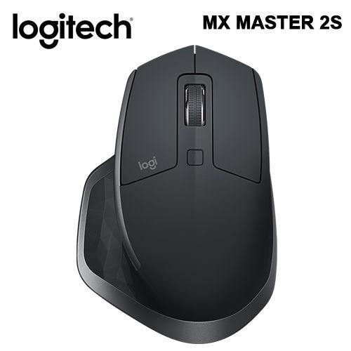 Logitech 羅技 MX Master 2S 無線滑鼠 全新公司貨開發票