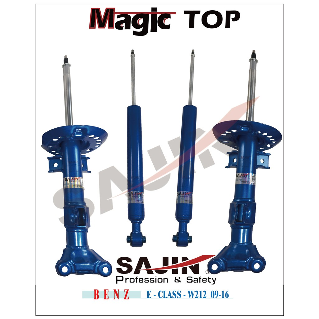 BENZ E-CLASS W212 09-16 Magic TOP 原廠型阻尼可調改裝避震器