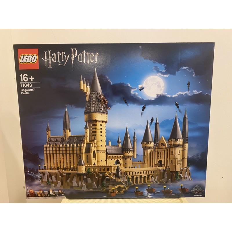 (現貨)LEGO樂高 Harry Potter 哈利波特  71043 霍格華茲城堡/75954霍格華茲大廳