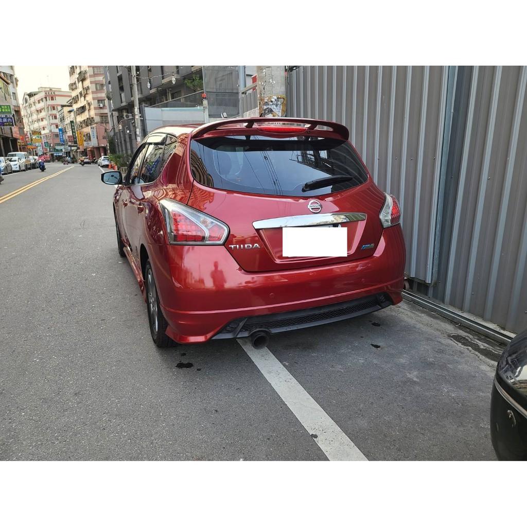 自售 實車實價 Nissan日產TIIDA 2013旗艦版