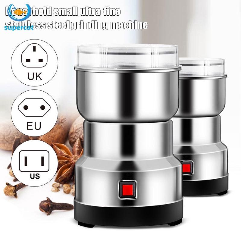 多功能粉碎機咖啡豆調料電磨機研磨機不銹鋼