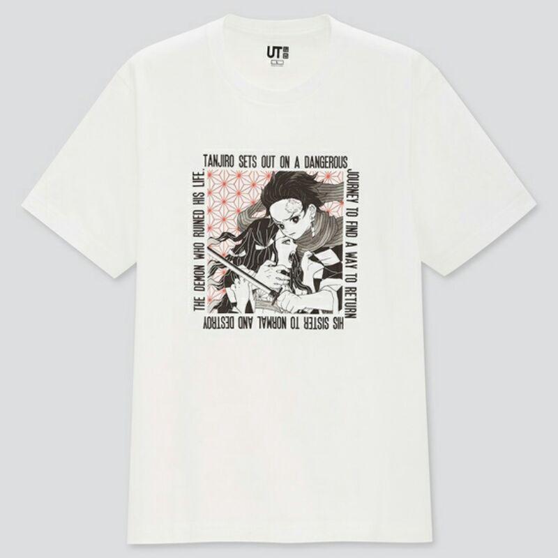 UNIQLO. 鬼滅之刃  T恤  L號 全新品