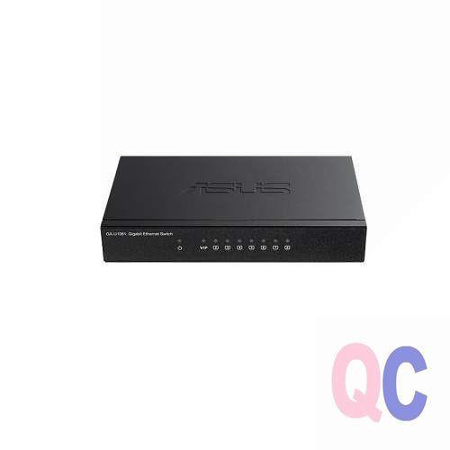 (*請先詢問) ASUS 華碩 GX-U1081 8埠 Gigabit交換器