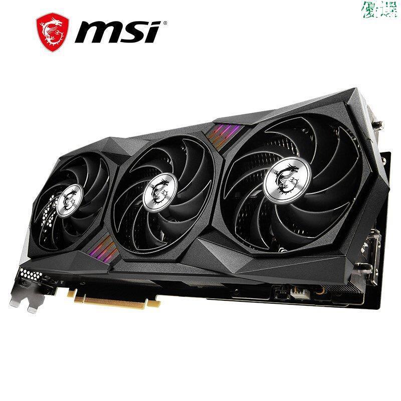【低價數碼】微星MSI魔龍 GeForce RTX 3080 Ti GAMING X TRIO 12G定金