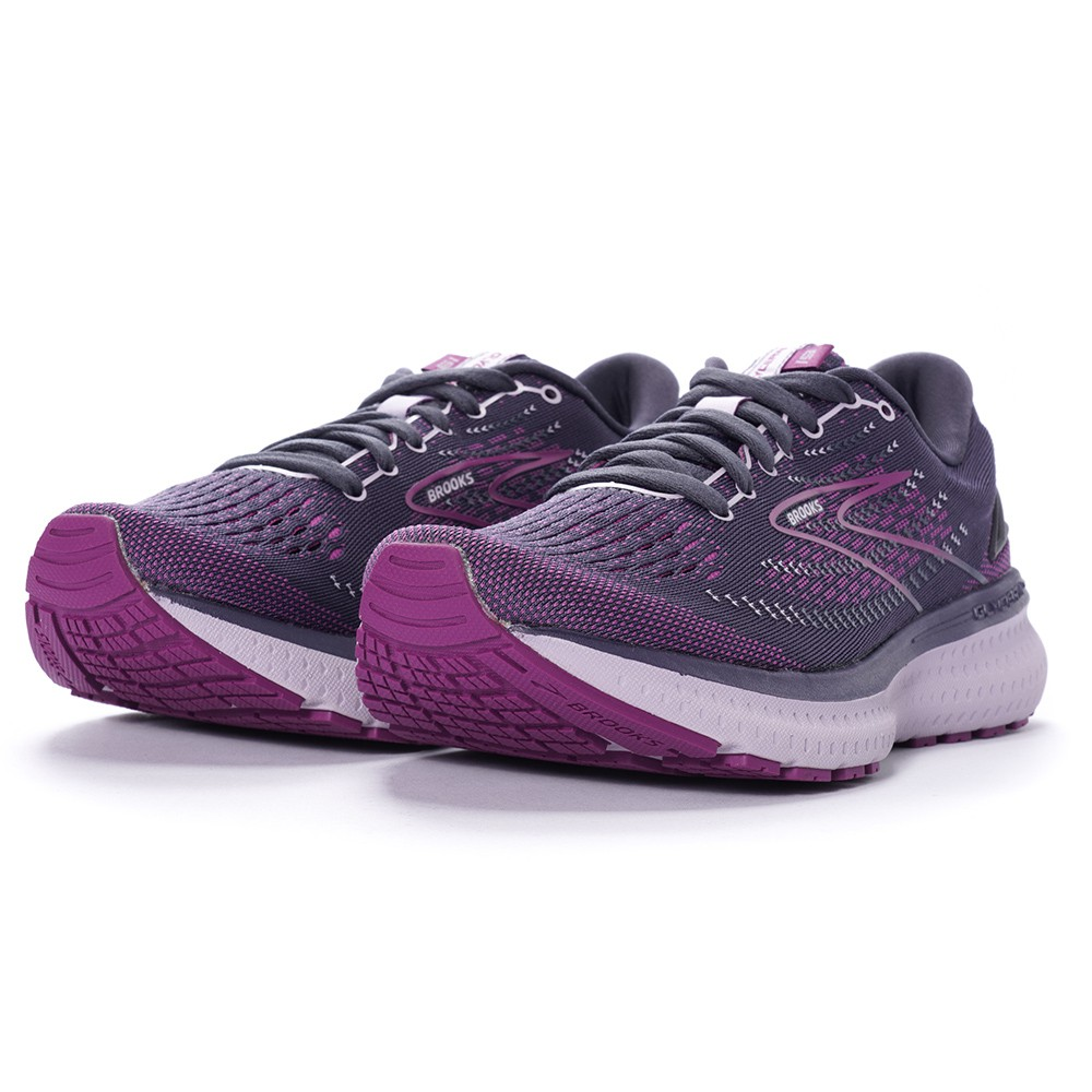 BROOKS Glycerin 19 女款 運動 緩衝 慢跑鞋 120343-1B-572