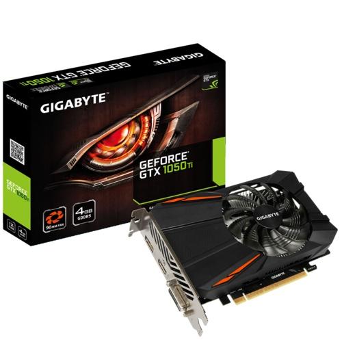 技嘉 GeForce GTX 1050 Ti D5 4G顯示卡