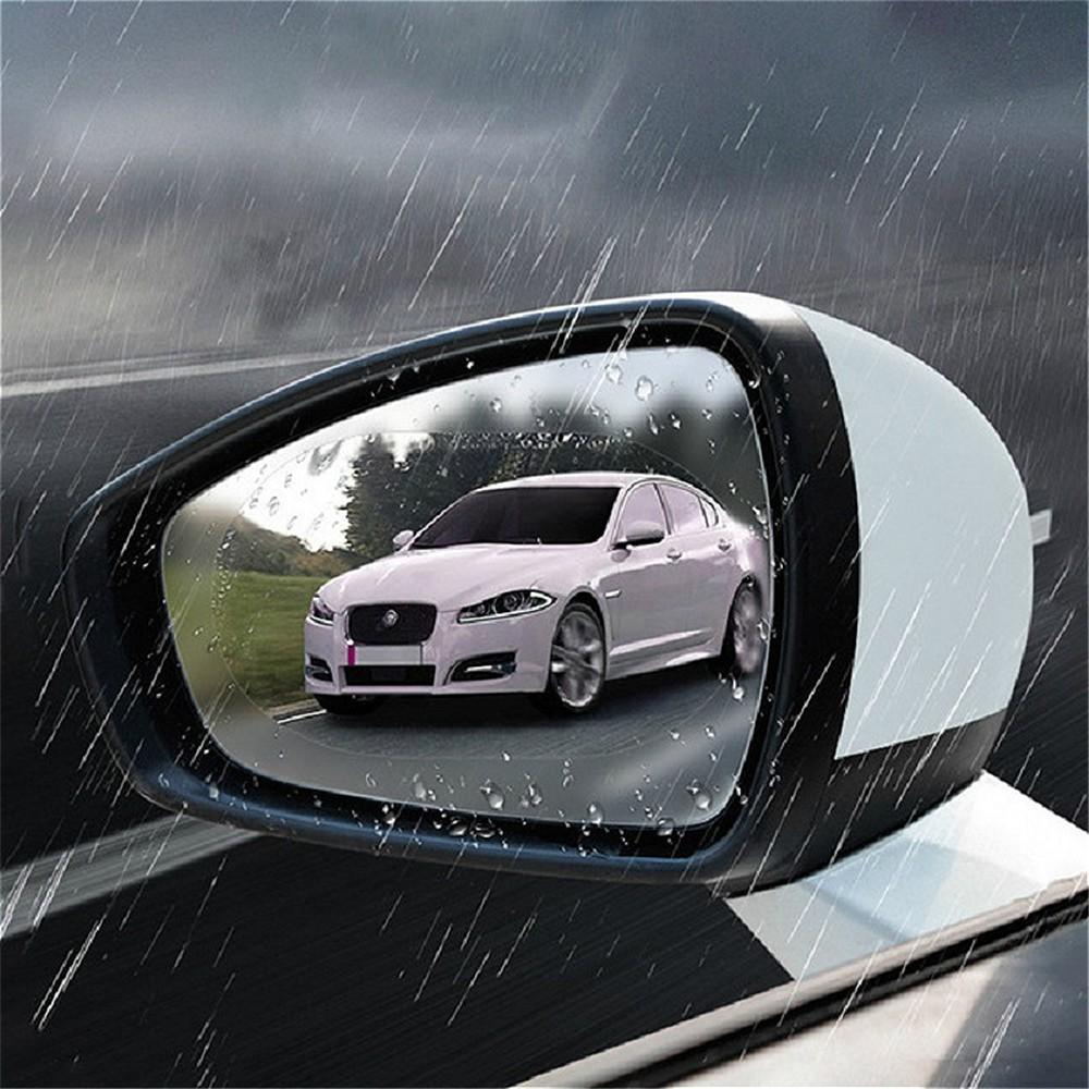 汽車後視鏡保護膜防霧窗透明防雨後視鏡保護軟膜汽車配件, 用於起亞 Ceed Mohave OPTIMA Carens B