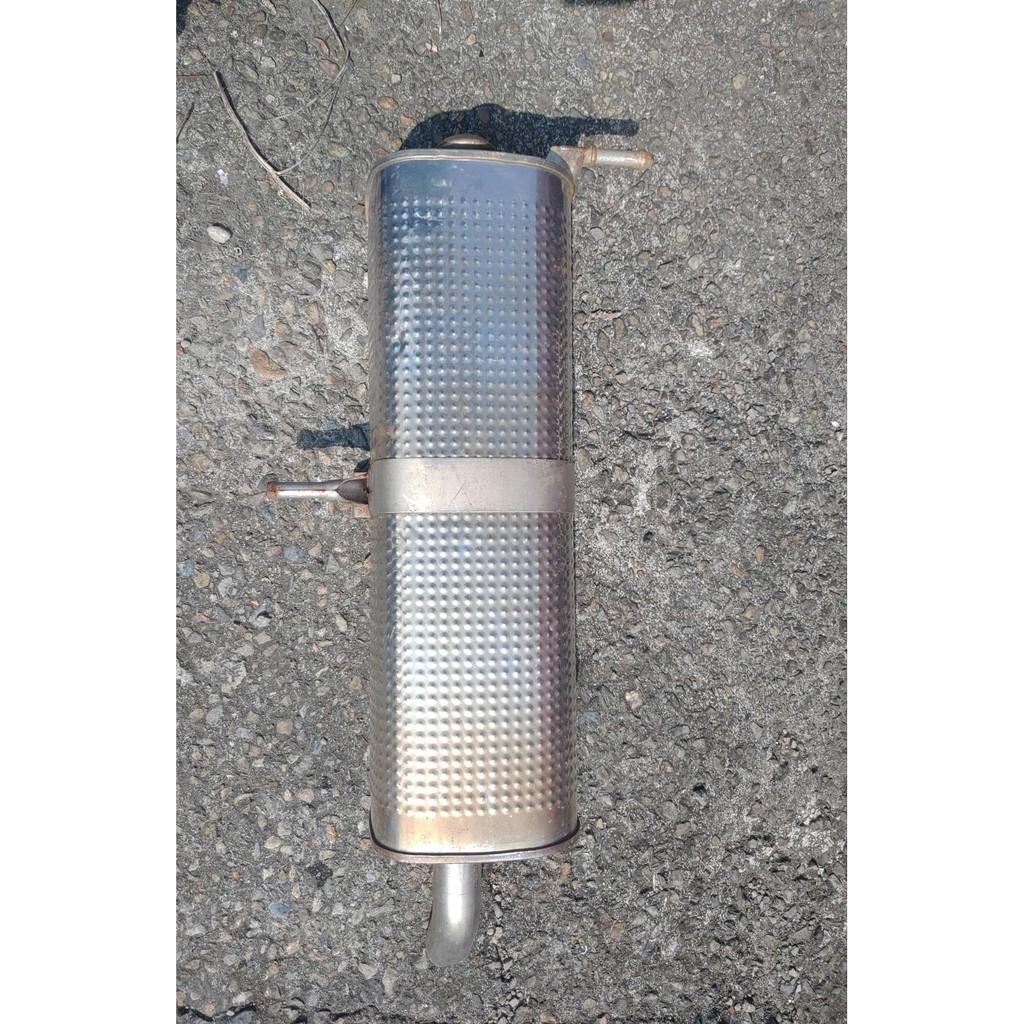 CITROEN PEUGEOT C2 C3 307 排氣管尾段