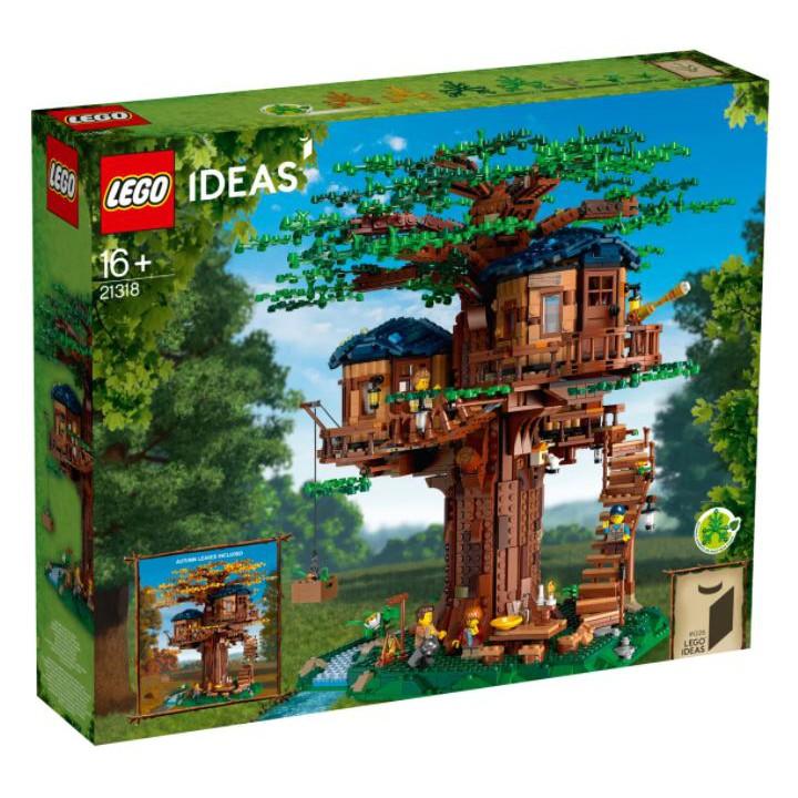 LEGO 21318 樂高 Tree House 樹屋現貨可面交