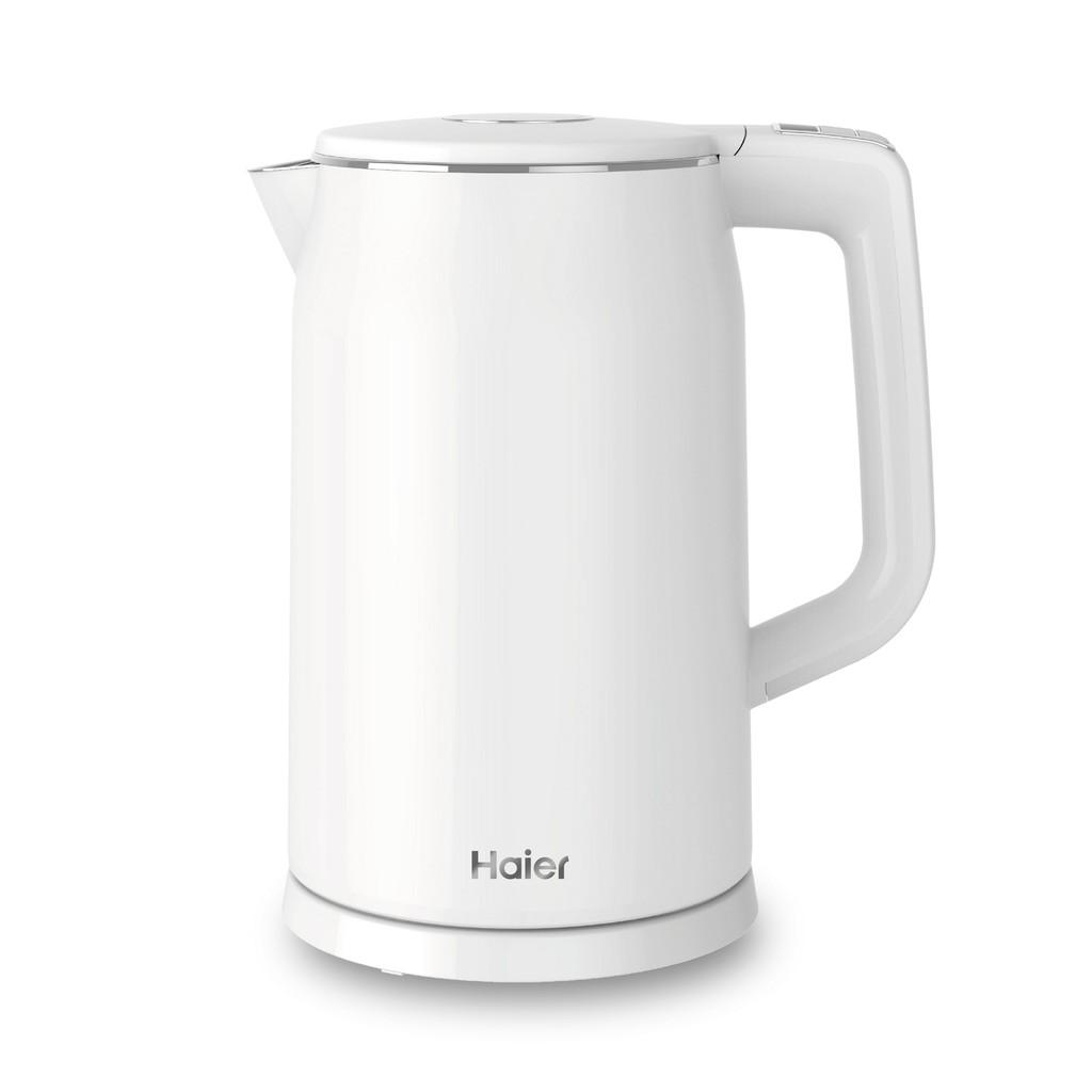 【海爾 Haier】智能溫控快煮壺-氣質白HB-K044SW