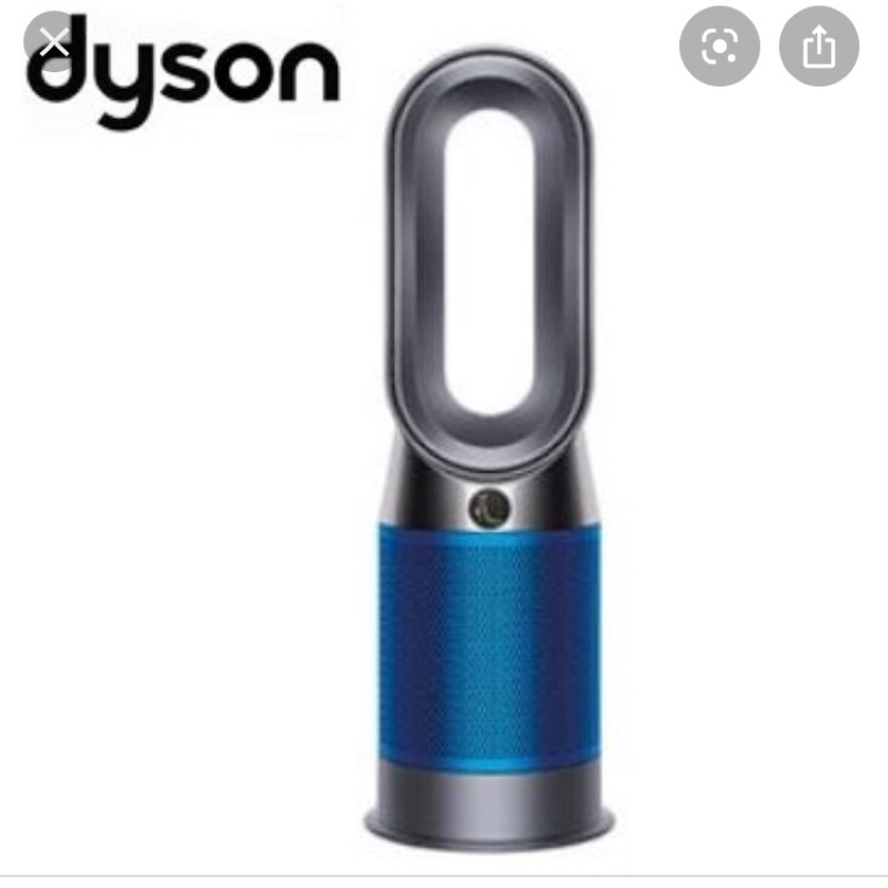 Dyson 智慧空氣清淨機 TP04(藍色)