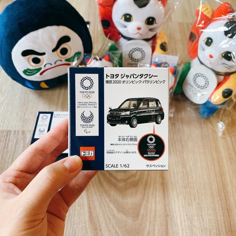 現貨 下單可出貨 東京奧運限定款 TOMICA 2020計程車