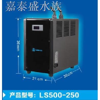 現貨熱銷☾❦♕靜音冷水機 魚缸制冷 水族冷水機 制冷機 壓縮機制冷機小型冷水機