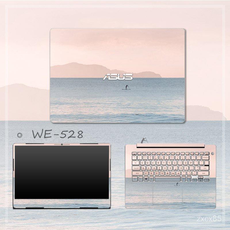 有貨~華碩VivoBook V5000/V4000D電腦貼紙頑石5代6代FL8700F FL8000u筆記本貼膜y400