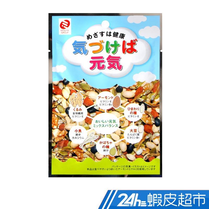日本千成堂 元氣小魚綜合堅果 日本零食 蝦皮24h 現貨[滿額折扣]