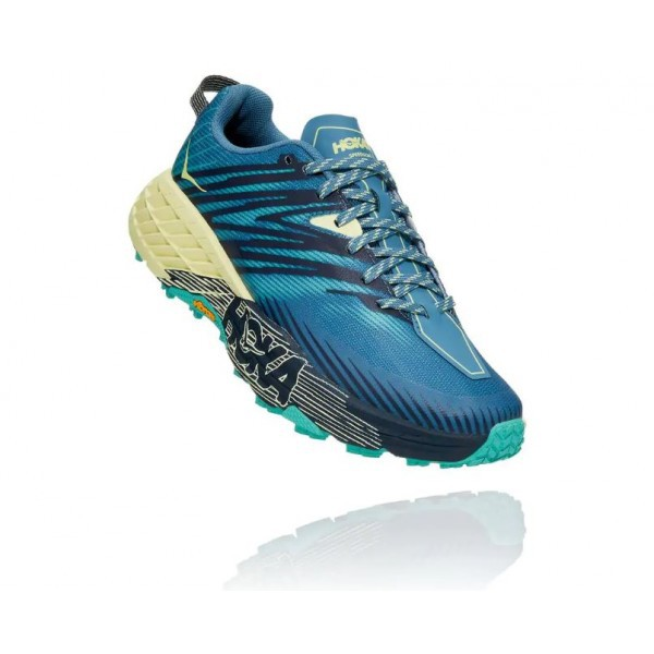 Hoka | Speedgoat 4 for Women (Provincial Blue) 越野跑鞋 運動鞋
