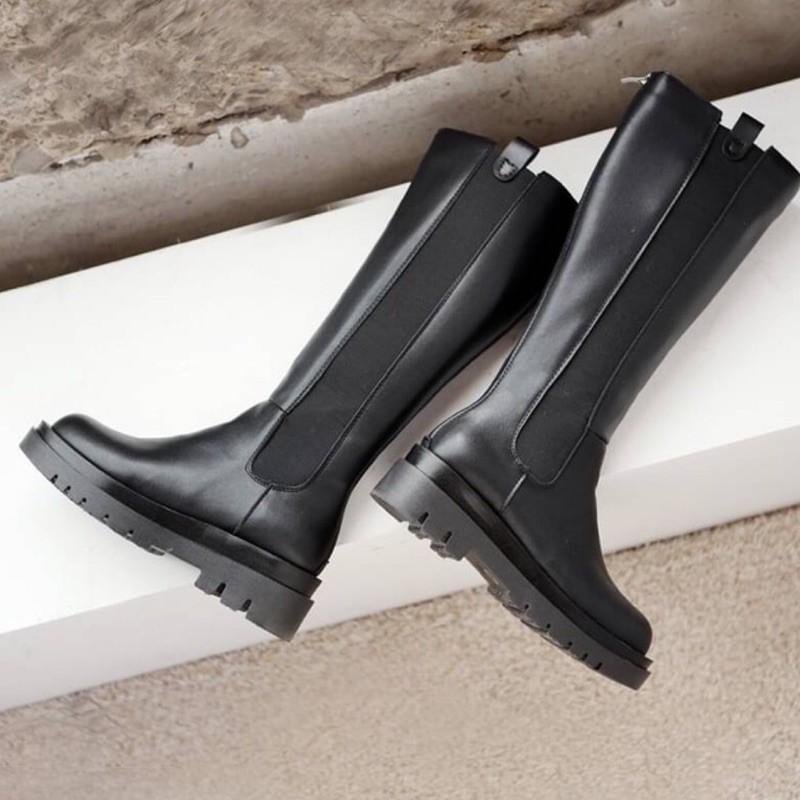 Made in Korea  洛夫特馬丁厚底長靴