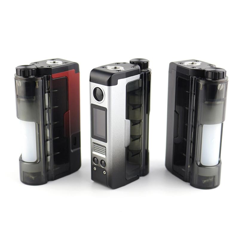 90w Dovpo Topside Lite Squonk Box Mod 由單個 21700 / 20700 電池 V
