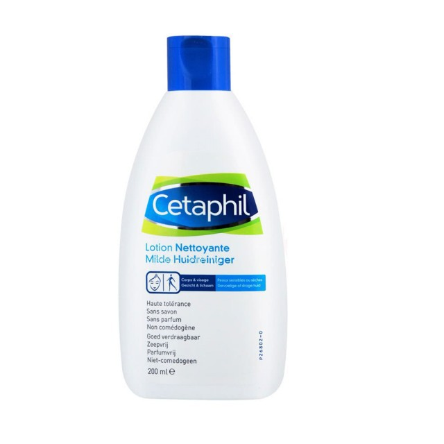 【iBeaute】Cetaphil 舒特膚 溫和潔膚乳200ml