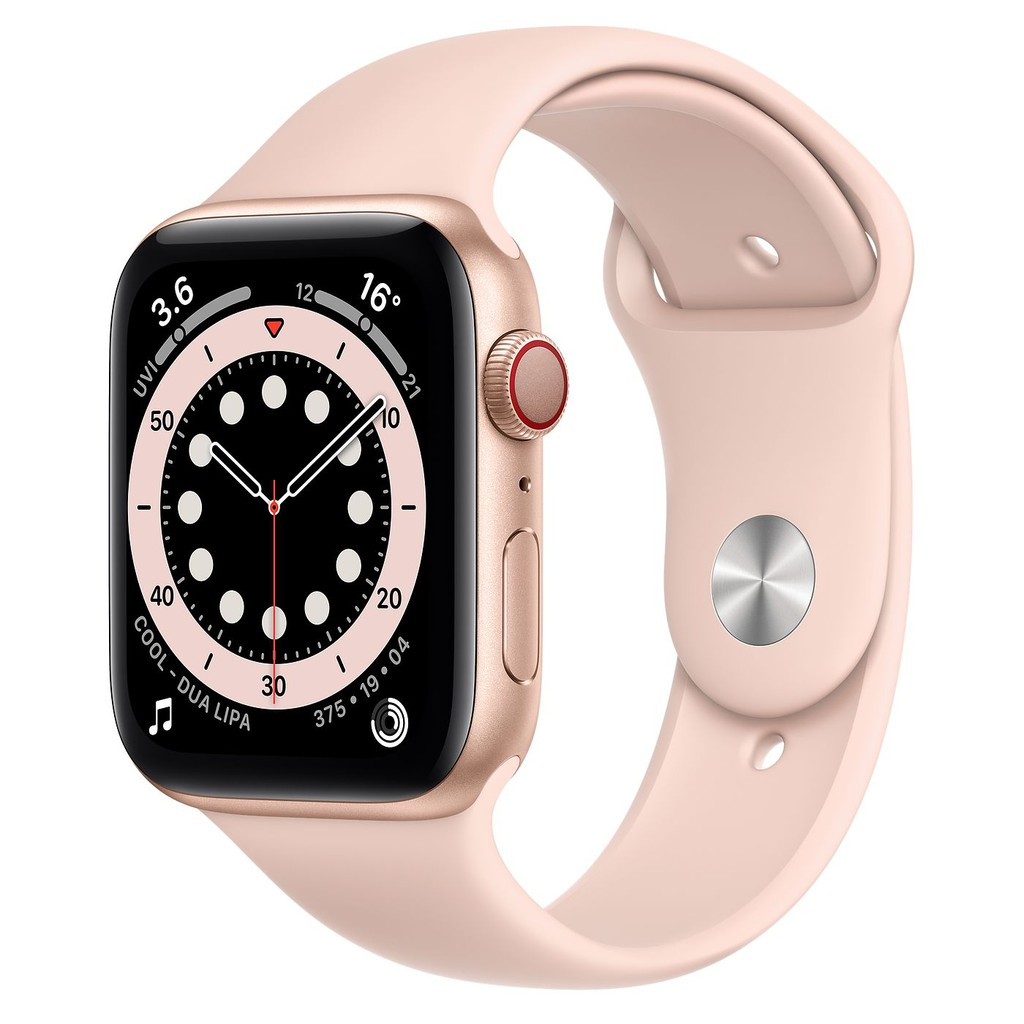 Apple Watch Series 5 44mm LTE 鋁金屬錶殼 金