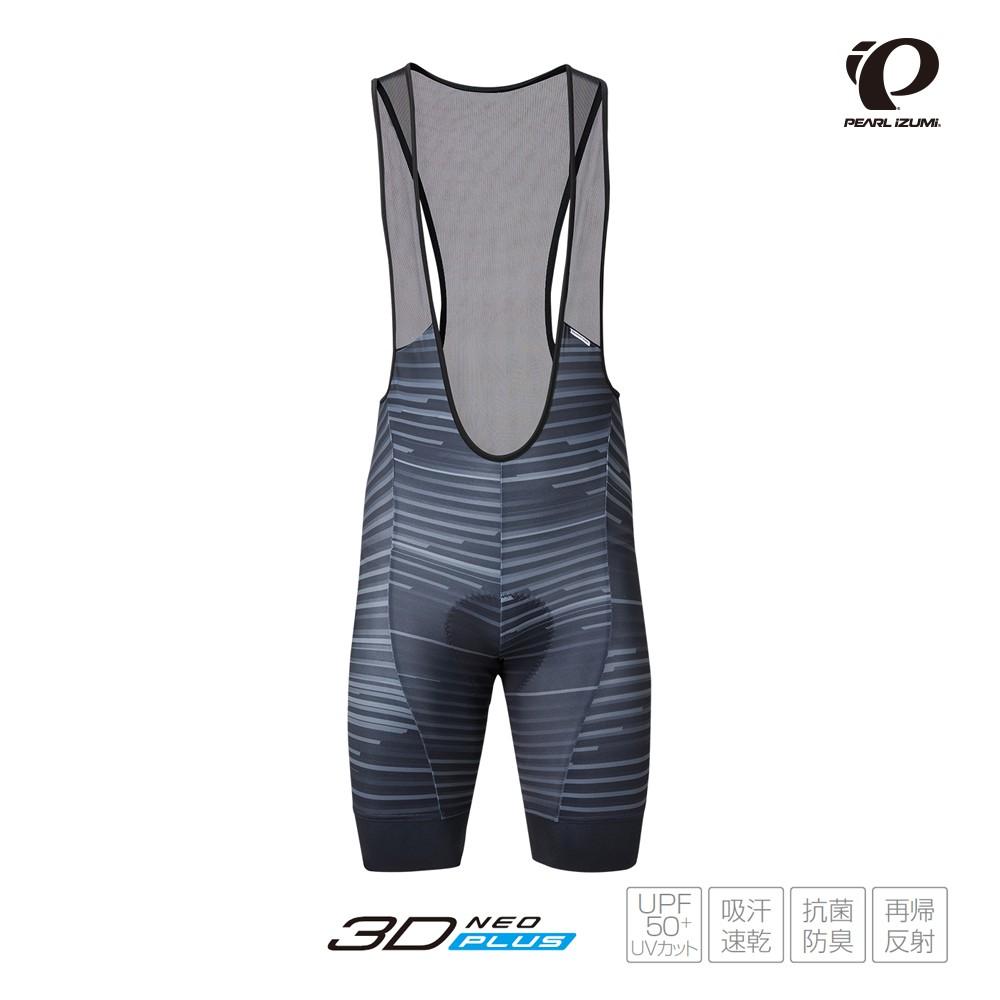 【Pearl izumi】 IGNITE T273-3DNP-14 男性競賽級吊帶短車褲