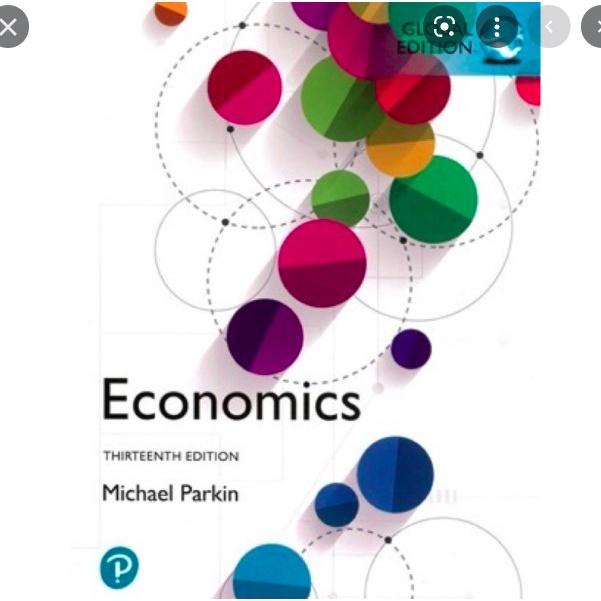 Economics by Michael Parkin 13 edition 電子書 pdf電子檔