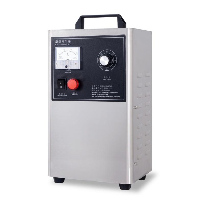 110V臭氧機臭氧發生器臭氧消毒機果蔬殺菌家用汽車美容除甲醛异味