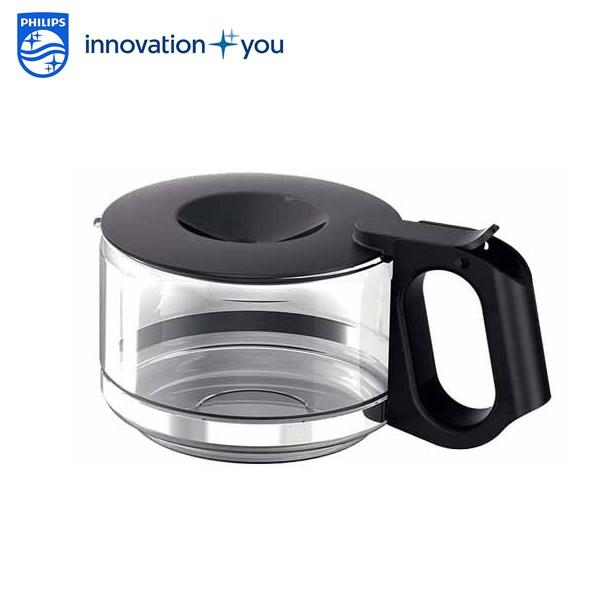PHILIPS飛利浦 4人份美式咖啡機專用咖啡壺/玻璃壺/玻璃杯/濾網~適用HD7450、HD7460、HD7466