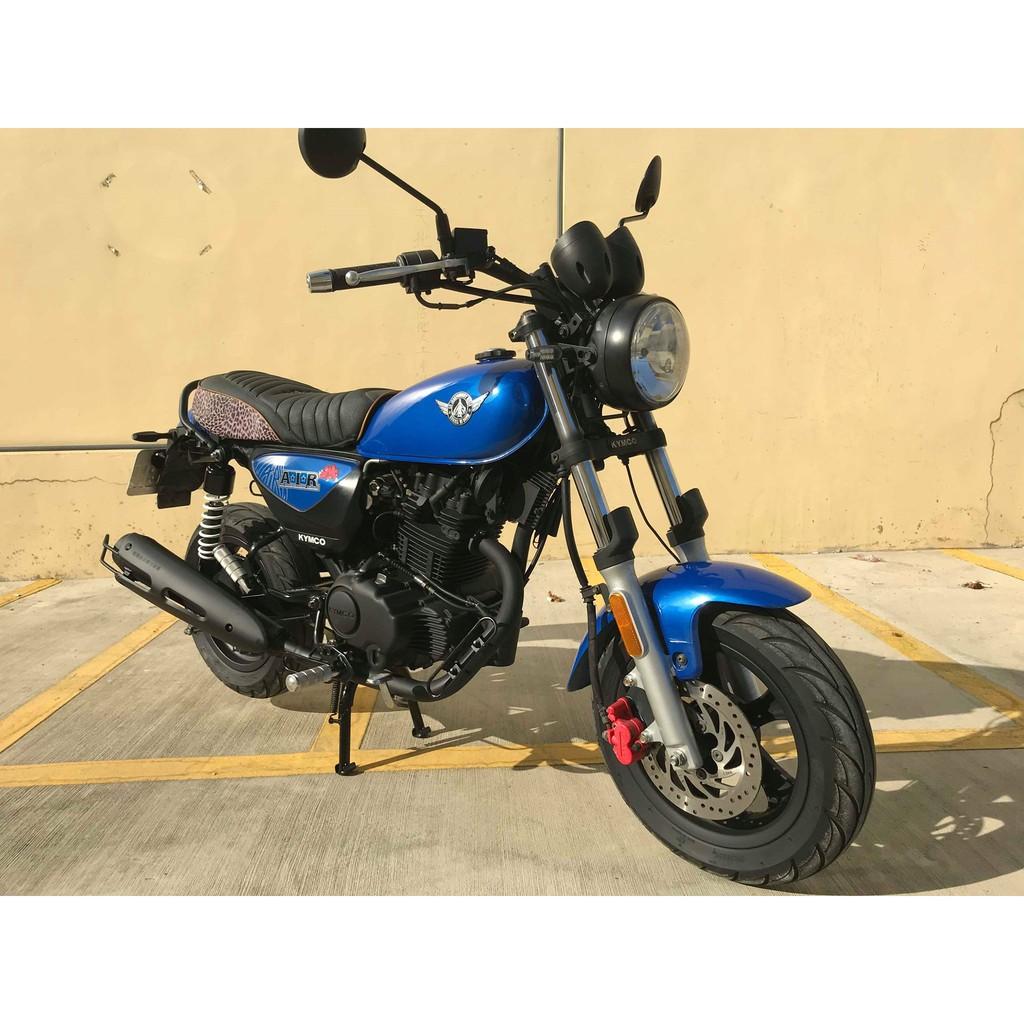 【幽浮二手機車】KYMCO AIR 150 可零頭款分期 外觀極新 藍色 2013年 【999元牽車專案開跑 】