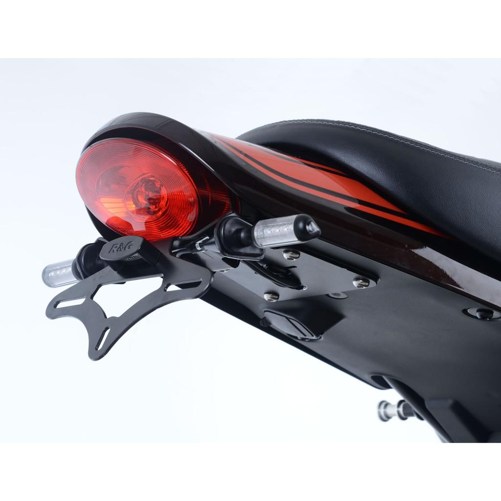 【MotoLAB】[預購] Kawasaki Z900RS 英國R&G 短牌架