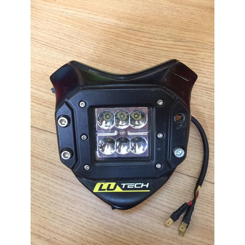 crf150 改裝LED大燈組