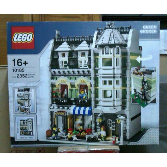 LEGO 10185 綠色商店 街景系列