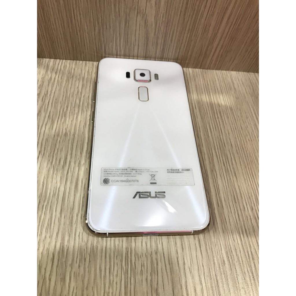 【機霸通訊】二手ASUS ZenFone 3 ZE520KL 32GB  白色/883