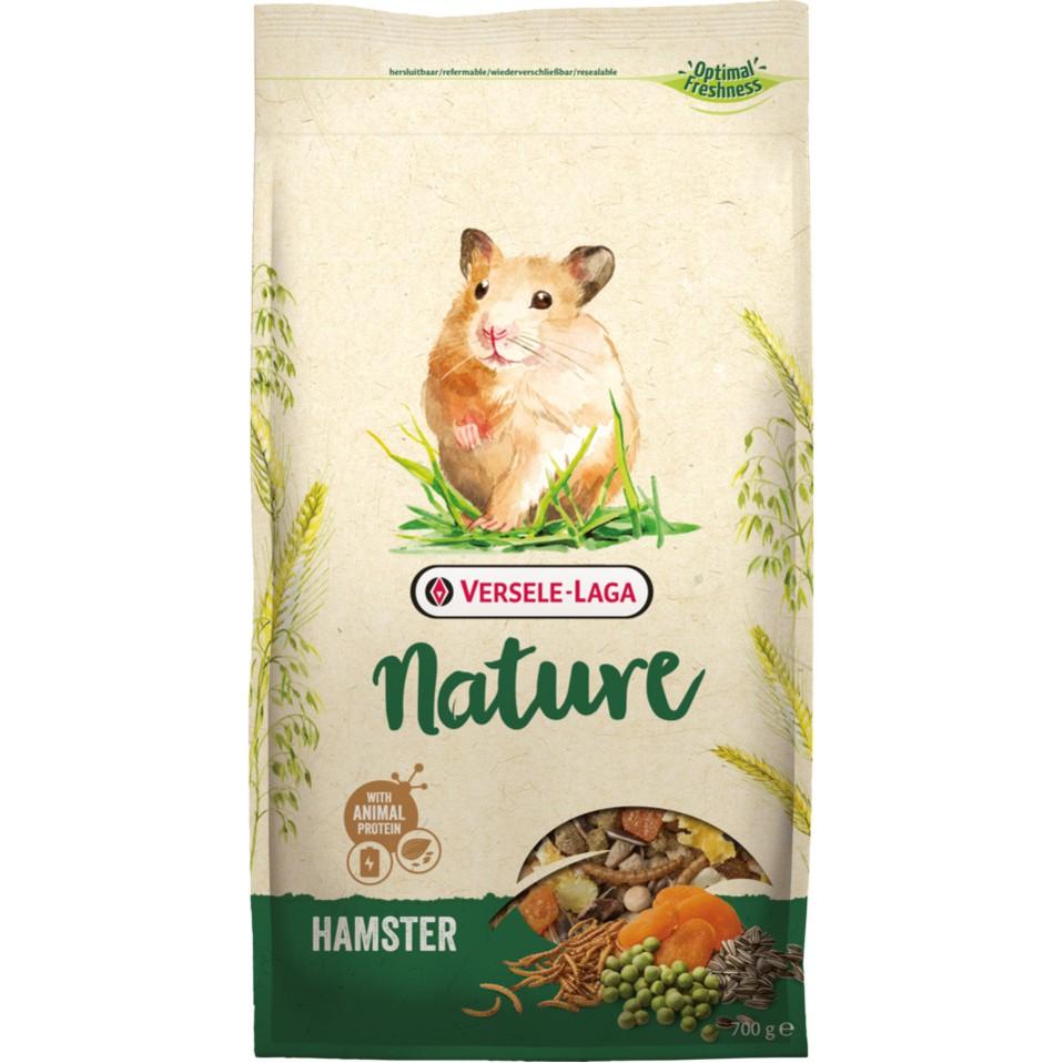 【三隻小豬寵物用品】比利時PS凡賽爾 寵物倉鼠飼料700g(新包裝新配方)