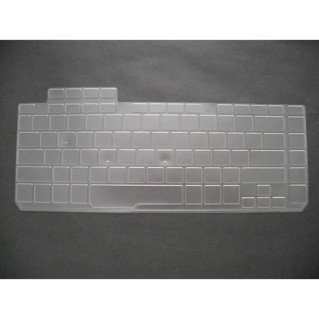 asus 華碩 ProArt StudioBook 15 H500GV/PRO W500G5T TPU鍵盤膜