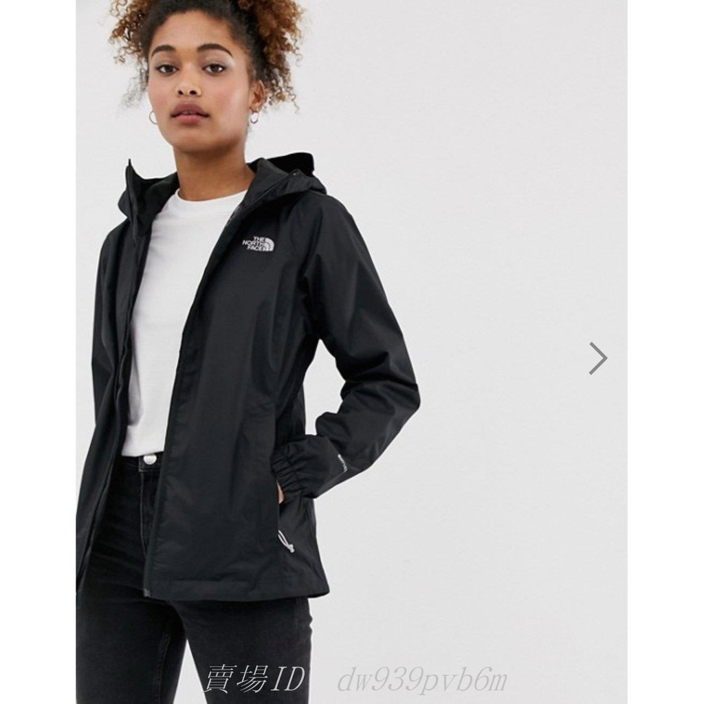 The North Face Quest jacket in black 風衣 連帽外套 黑色 夾克 全新正品 北臉