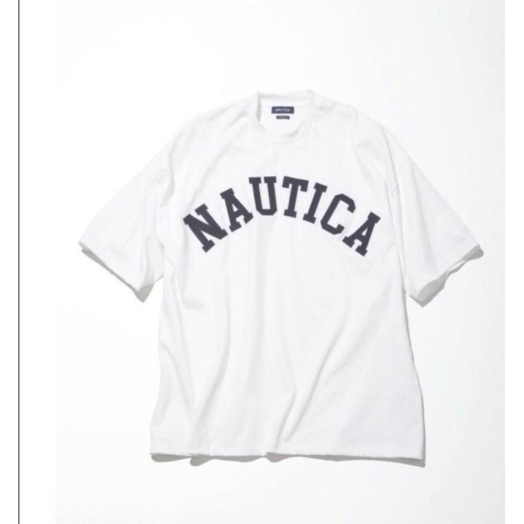 Nautica jp too heavy t-shirt 長谷川昭雄
