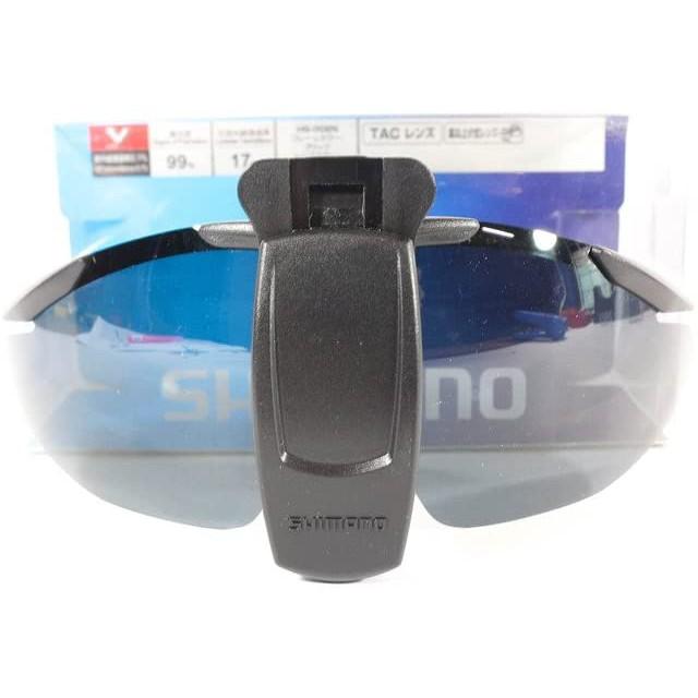 ║慶昌釣具║日本 SHIMANO HG-002N 夾帽式 釣魚 偏光鏡 黑色