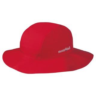 【mont-bell】1128512 RD 紅 Gore-tex Crusher Hat 圓盤帽 大盤帽 GTX 新北市