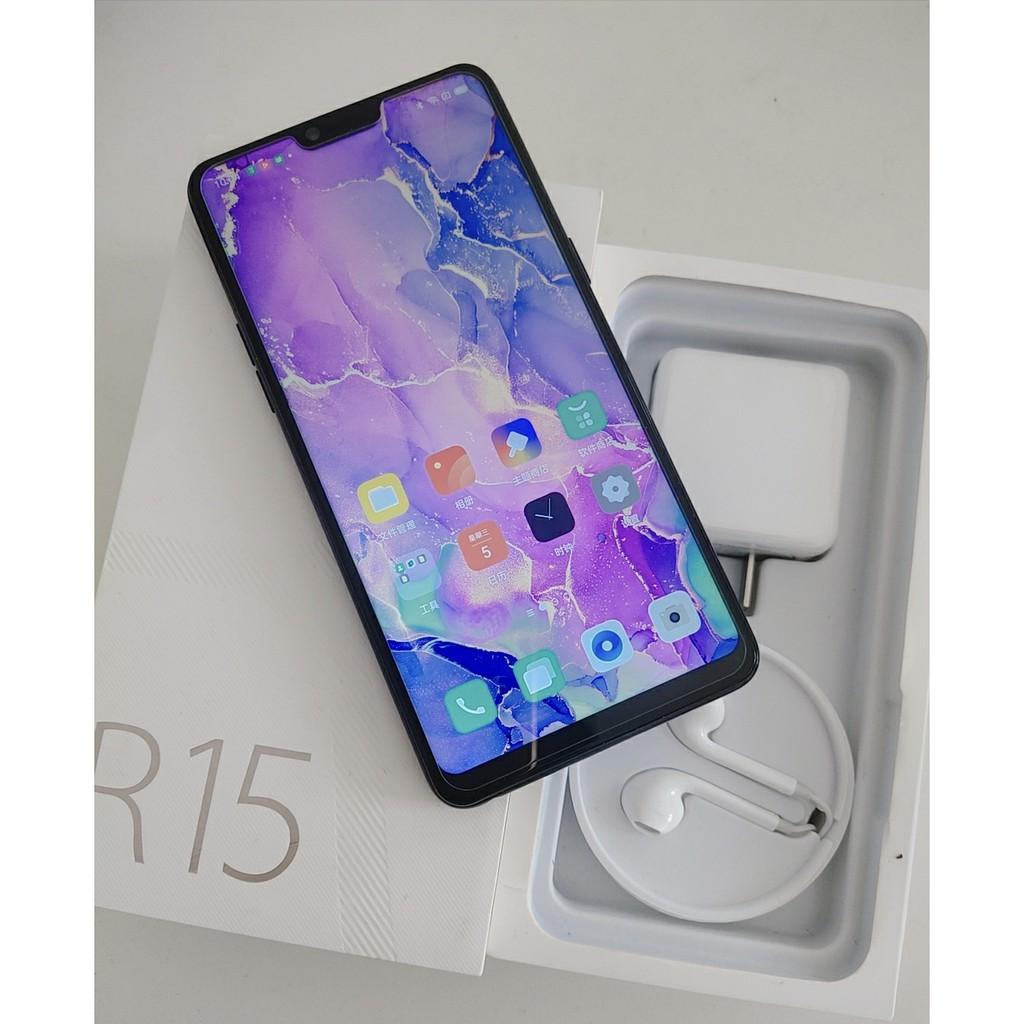 OPPO R15 6+128GB 原裝正品 安卓 Oppor15 二手手機【元品】