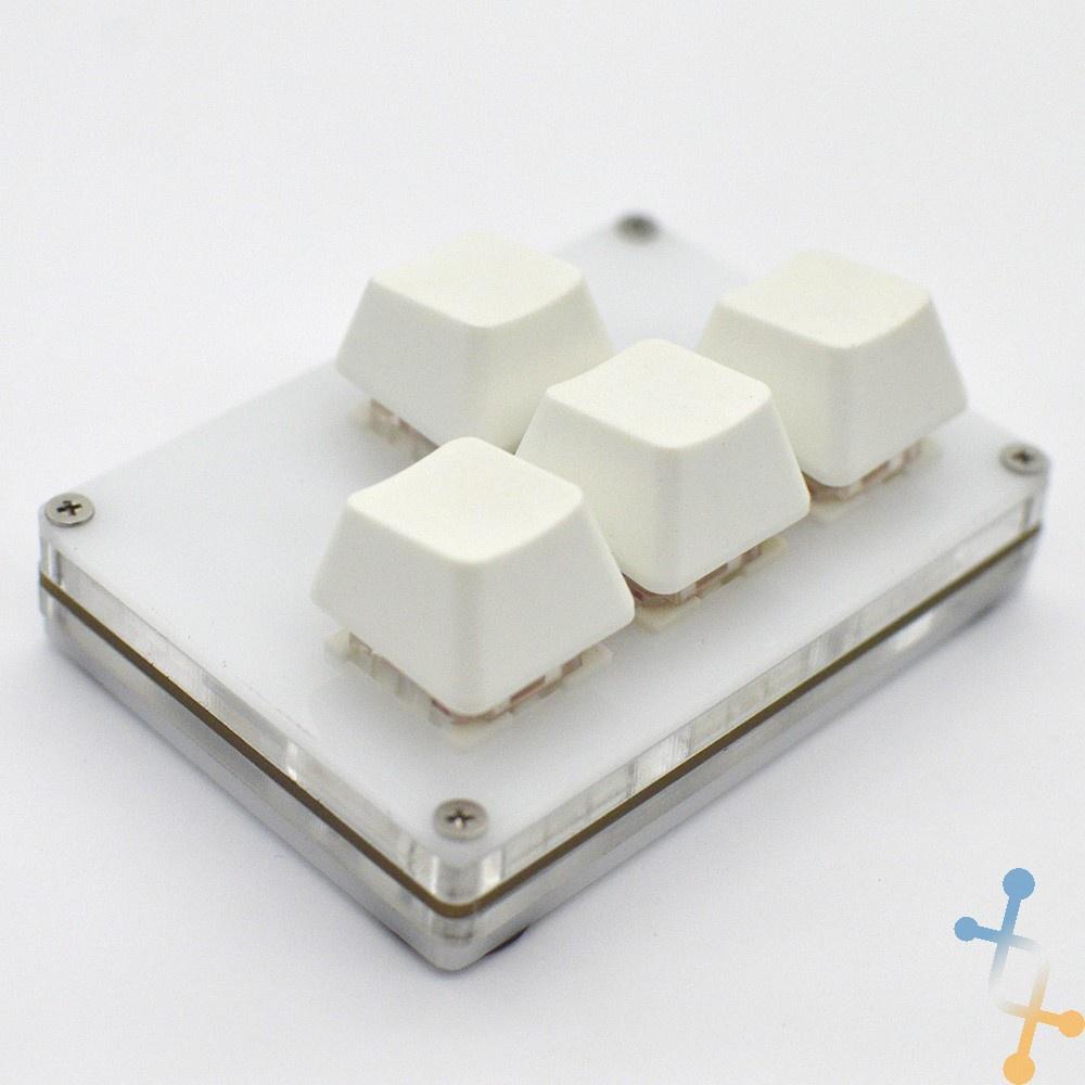 4鍵 方向鍵版 機械鍵盤小鍵盤 osu鍵盤 音遊鍵盤(預購中)