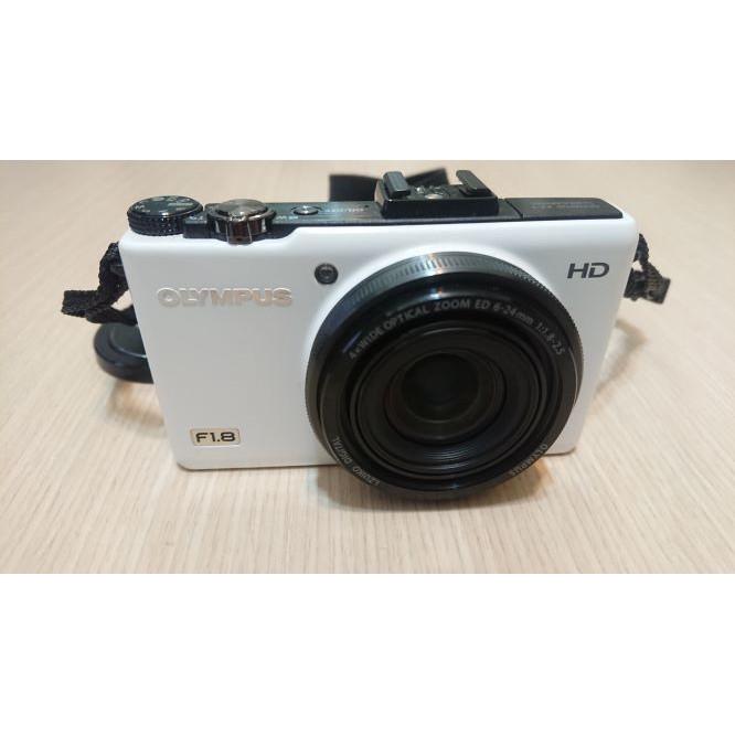 Olympus XZ1類單眼相機(二手)白
